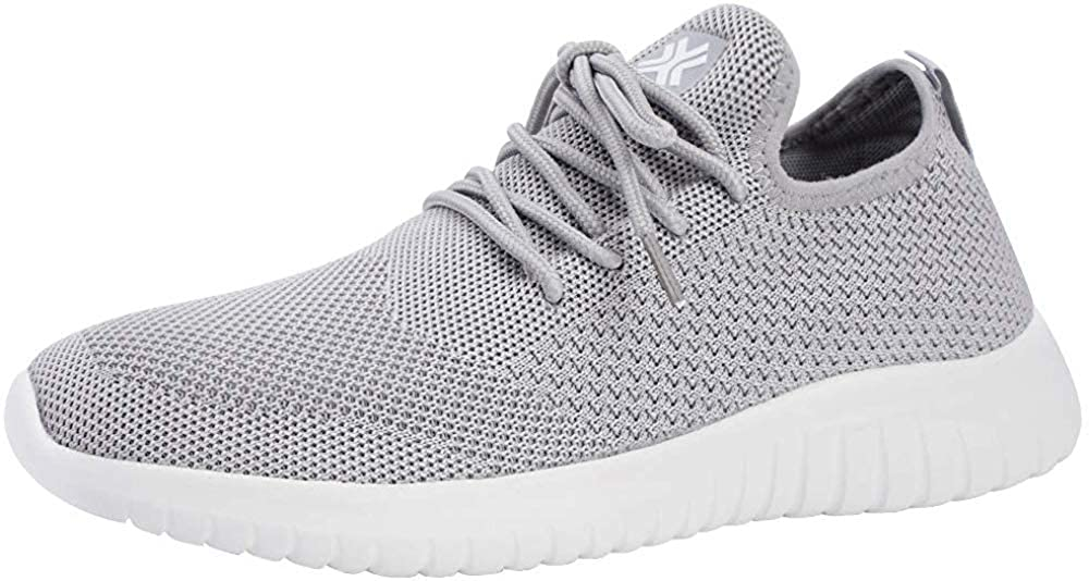 Lyncxx Women's Athletic Walking Shoes Casual Knit Comfortable Fashion Sneakers