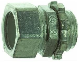 Thomas & Betts TC212SC-1 3/4-Inch Electrical Metallic Tubing Compression Connector