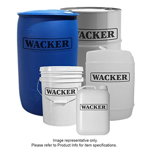 Wacker Elastosil A-4 RTV-1 Silicone Rubbers,18 kg Pail, Red