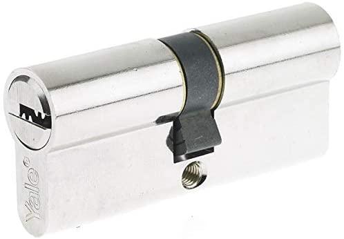 Yale 10-2572-3135-00-2201 Profile Double Cylinder Matt Nickel