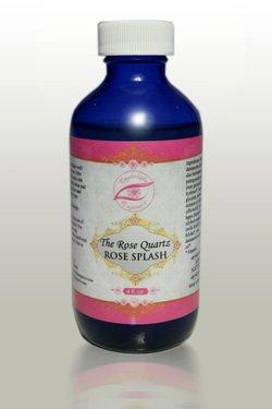 The Rose Quartz Rose Splash