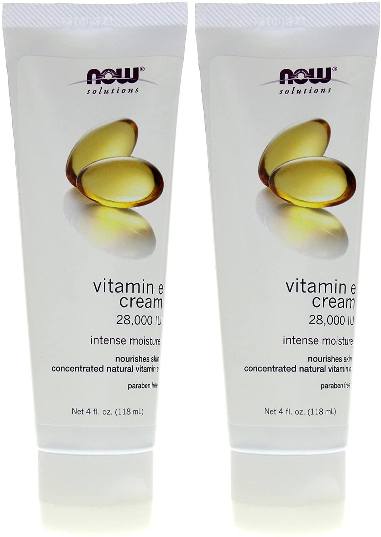 Vitamin E Cream 28,000 IU - 4 oz. (Two Pack)
