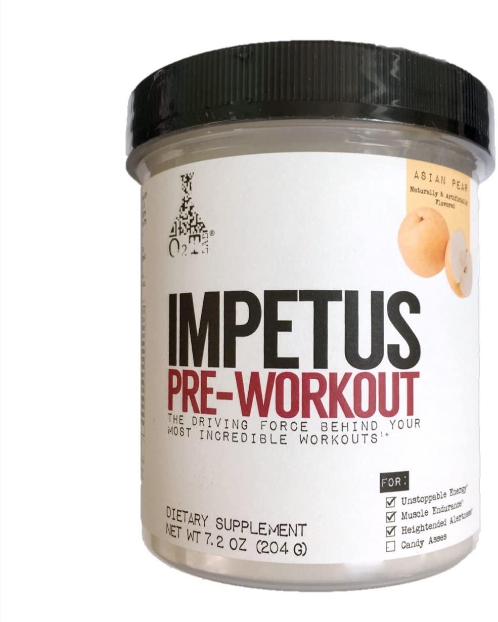 Impetus PRE-Workout (Asian Pear)