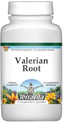 Valerian Root Powder (1 oz, ZIN: 511262) - 3 Pack