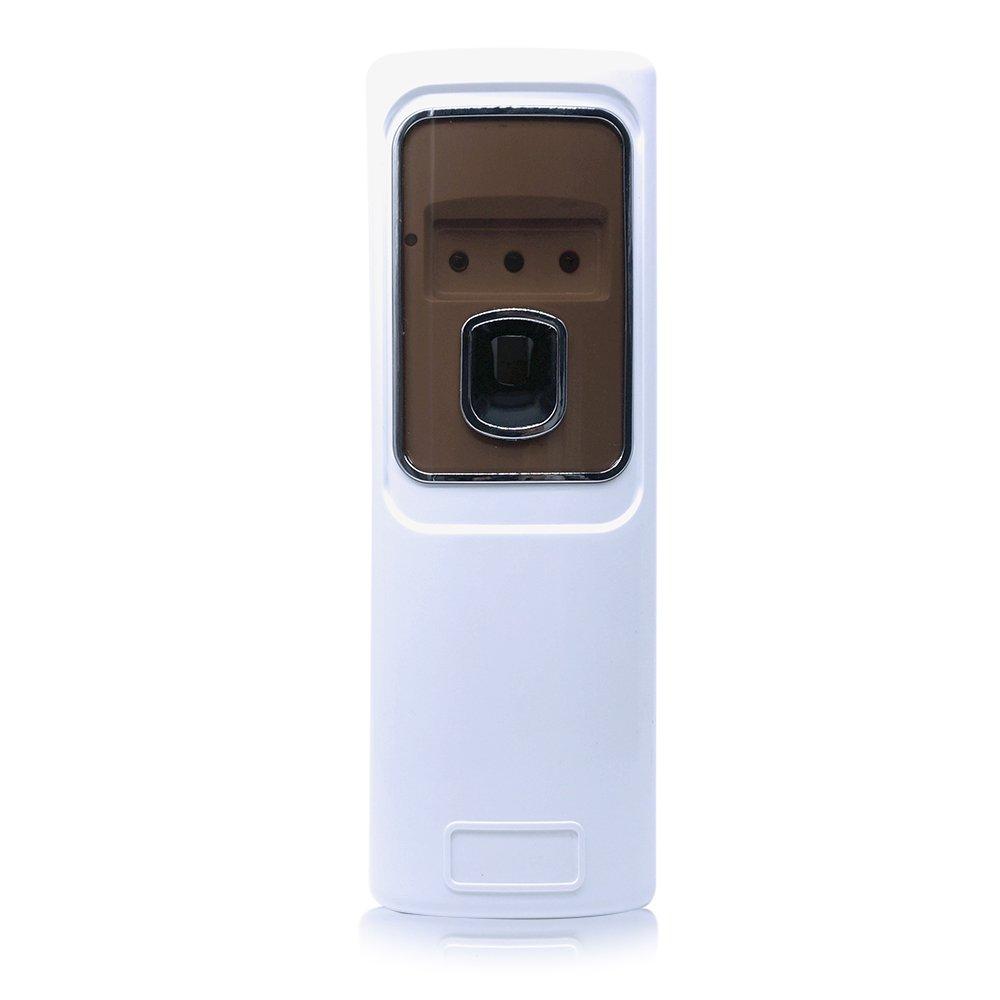 Wall-mounted Light-sensitive automatic Perfume Dispenser Perfume Spray Air Refresher Automatic Timer Aerosol Sprayer by YIMEI