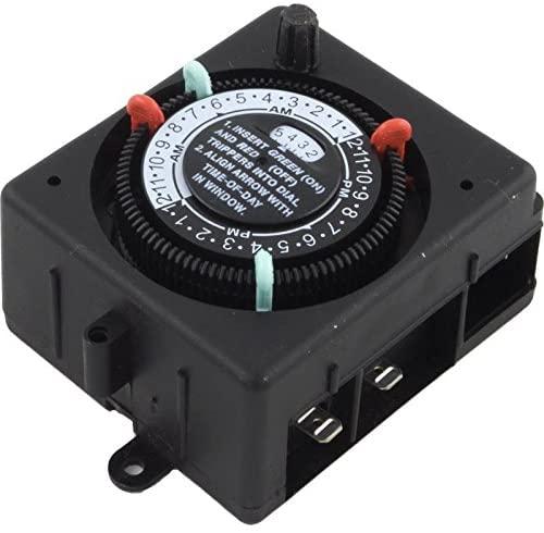 Intermatic PB913N84 Pool Timer Mechanical Panel Mount Device -125V