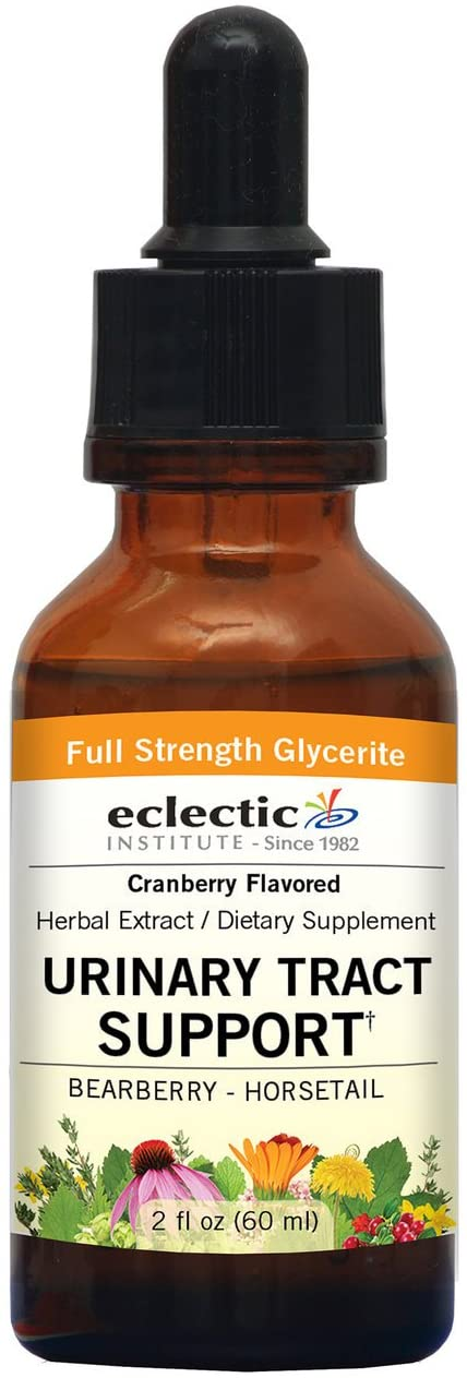 Eclectic Urinary Tract Support G, Orange, 2 Fluid Ounce
