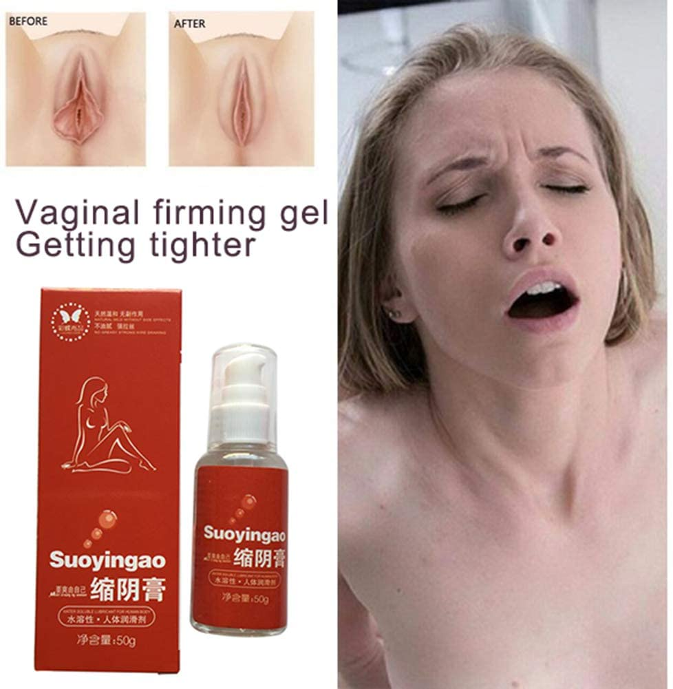 VAGINIAL Tightener Cream Vaginal Tightening Gel Premium Female Arousal Gel - Tighten Your Vagina Without Exercise - Natural Vagina Lubricants - for Enhanced Intimacy - Works in Minutes (50ML)