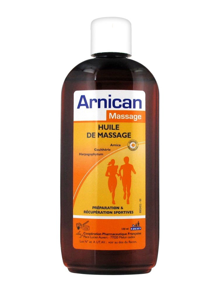 Arnican Massage Oil 150ml