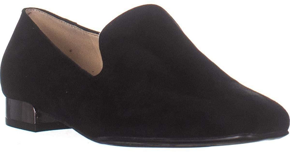 Nine West Womens Lisette Closed Toe Loafers