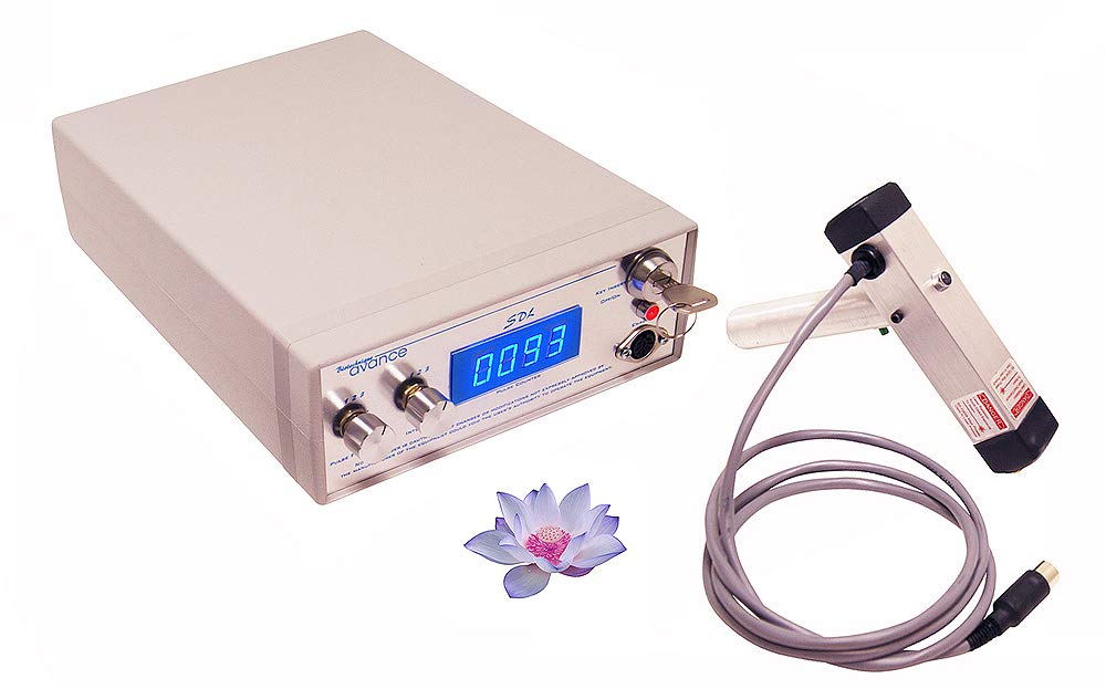 Spider & varicose vein removal machine long pulse diode system.