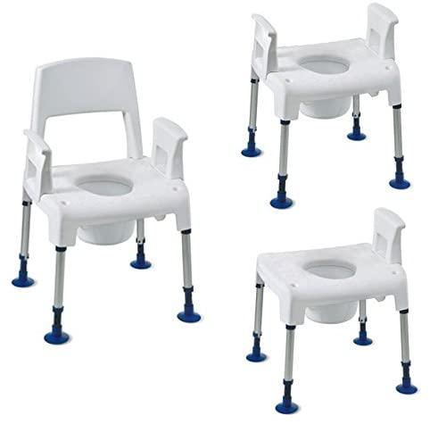Modular Toilet Seat