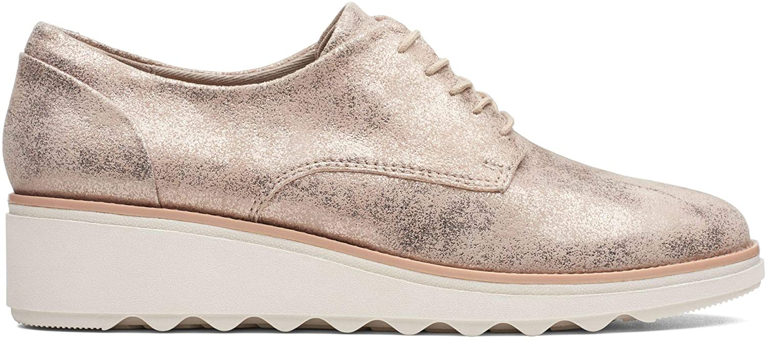 CLARKS Sharon Crystal Shoes