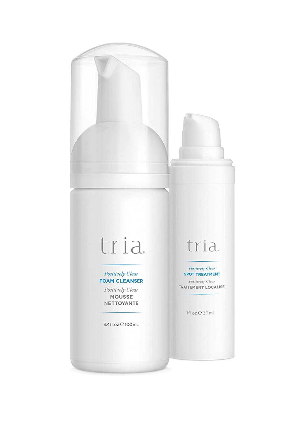 Tria Beauty Positively Clear Skin Duo Set