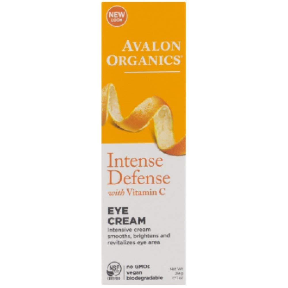 Avalon Organics Vitamin C Revitalizing Ey