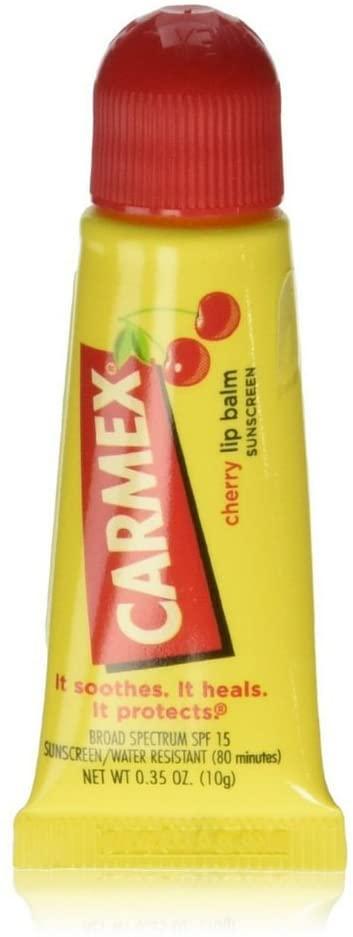 Carmex Moisturizing Lip Balm SPF 15 Cherry 0.35 oz