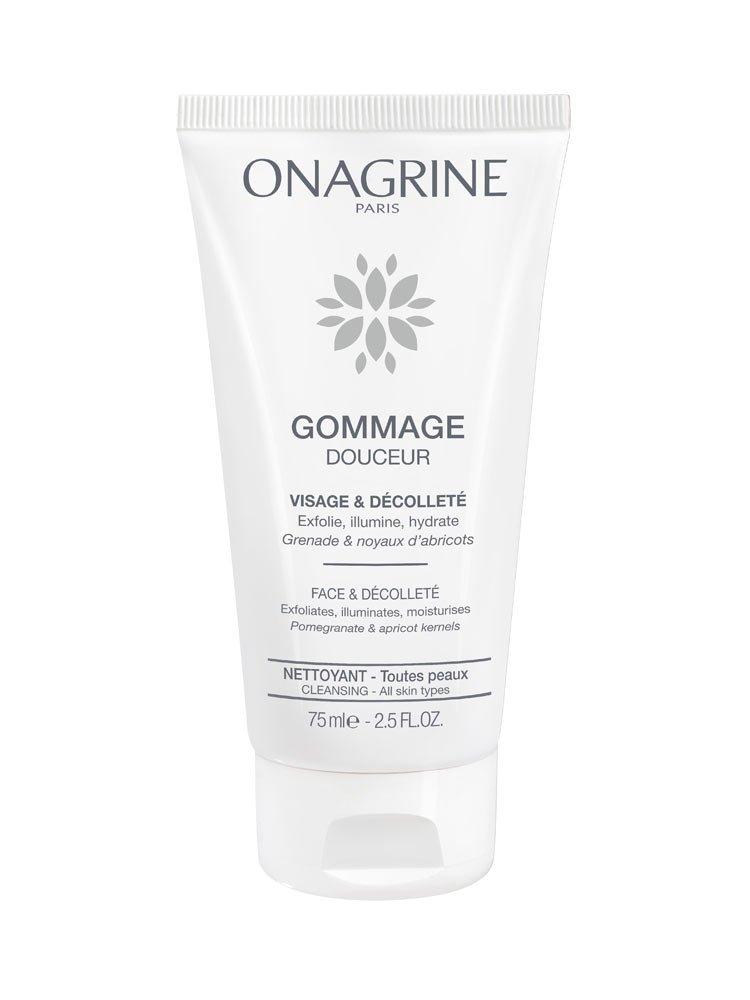 ONAGRINE Gommage Douceur Visage et Décolleté (75 ml)