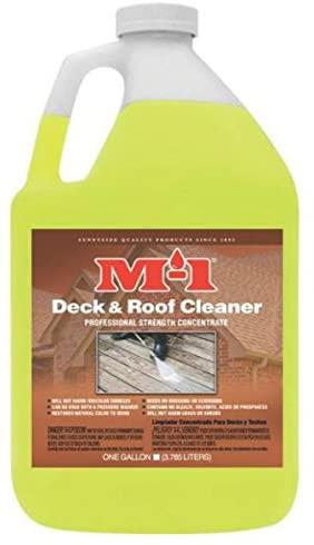 Drc1g M-1 Gallon Deck & Roof Cleaner Concentrate (Drgal)
