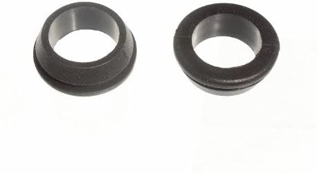 4 x GROMMETS 19mm HOLE FOR ELECTRICAL WALL BOXES