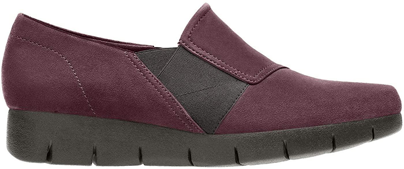 CLARKS - Womens Daelyn Monarch Shoe, Size: 9.5 B(M) US, Color: Aubergine