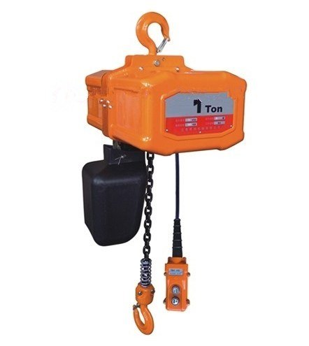 GOWE 1TX3M HH-B 380V50HZ Electric Chain Hoist with Japanese Imported Chain Electric Lifting Crane Chain Lifting Sling
