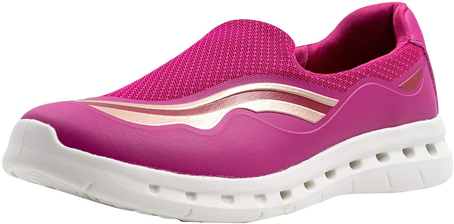 Ventolation Weekender - Nora – Modern Water-Resistant Women's Loafers with Patented Breathable Sole System
