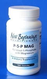P-5-P w/Magnesium - 100 Capsules