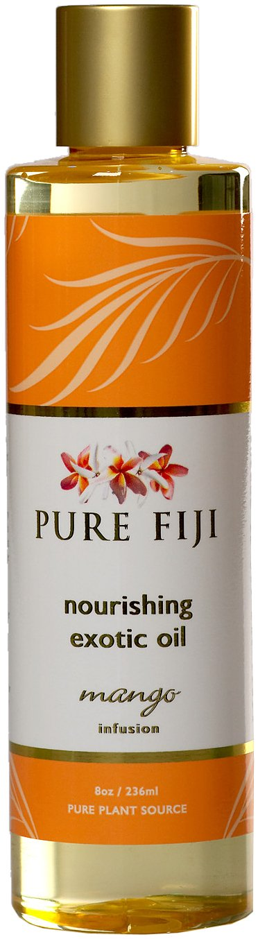 Pure Fiji Nourishing Exotic Oil Mango Travel Size, 3 Ounce