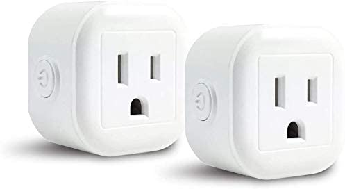 Astropanda Smart Home Power Control Socket, Remote Control Your Household Equipment from Everywhere, No Hub Required, Compatible with Alexa and other assitants