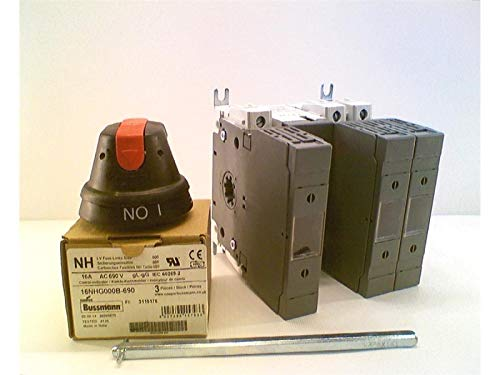ASEA BROWN BOVERI OS63GD12P Disconnect Switch 63AMP 3POLE