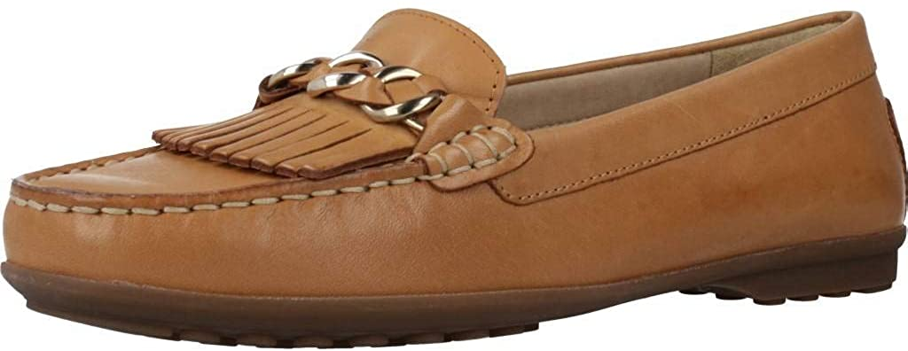 Geox Womens D Elidia a Moccasin