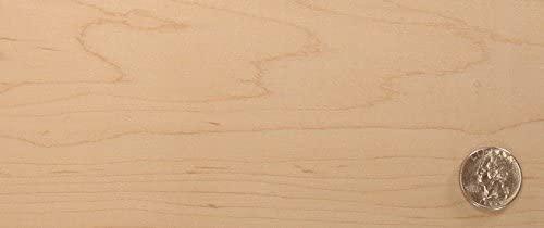 Maple Plywood Good 2 Sides 1/4