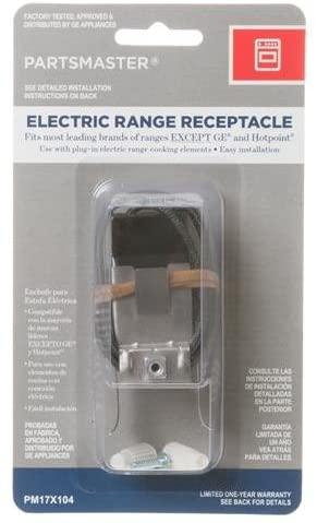 General Electric PM17X104 Range Surface Element Receptacle