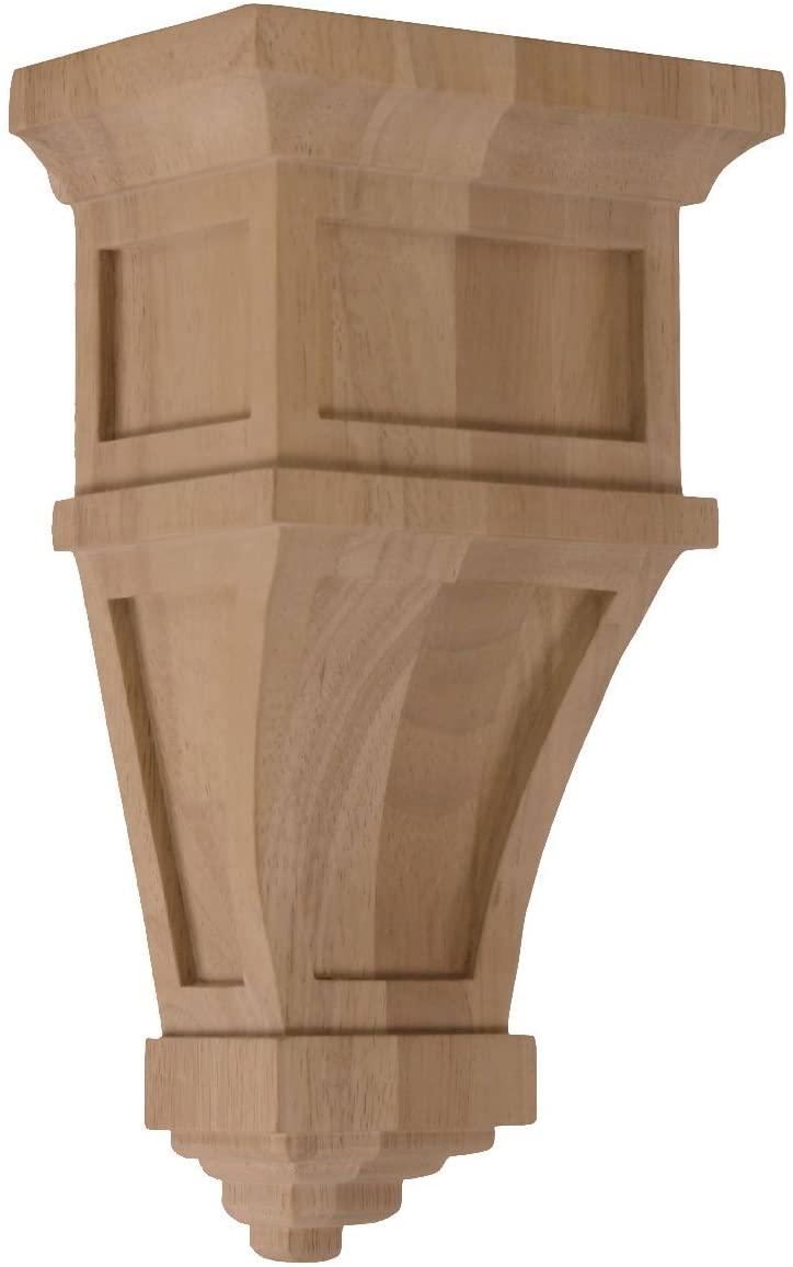 Ekena Millwork COR06X04X11APCH-CASE-2 Corbel, Factory Primed