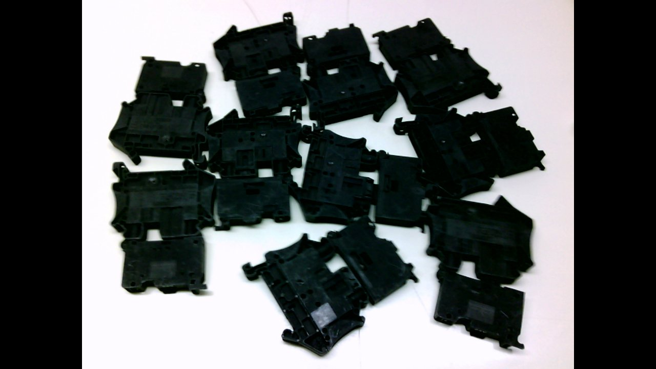 Phoenix Contact Ut 6-Hesi-Bl - Pack of 10 - Terminal Block 600V 10A Ut 6-Hesi-Bl - Pack of 10 -