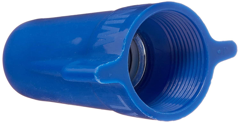 25Pk Blue Wing Nut