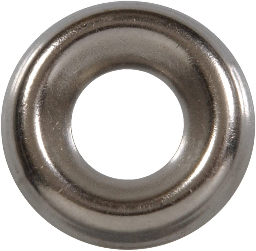 The Hillman Group 42361 Stainless Steel Finish Washer, 50-Pack