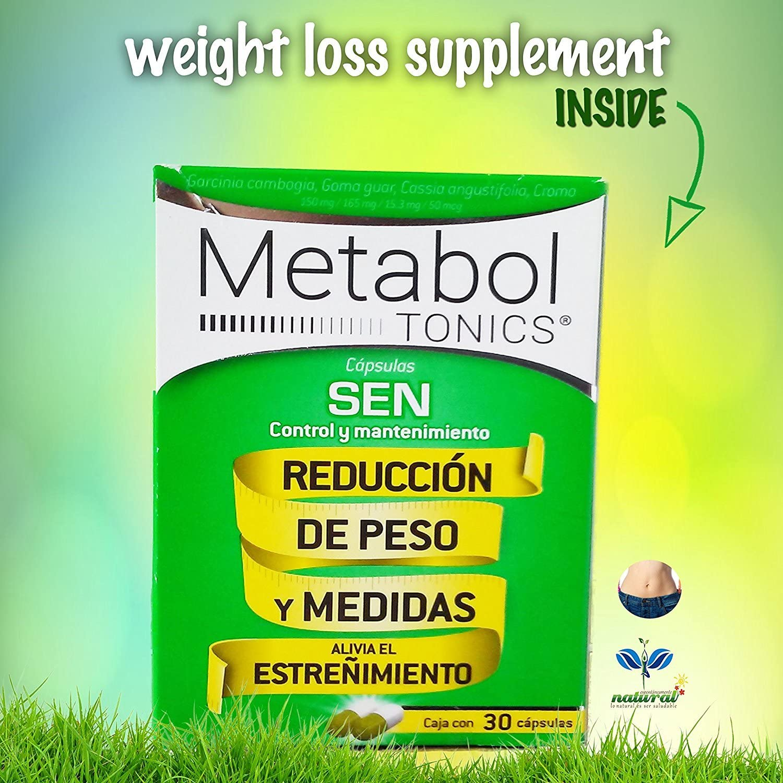 Metaboltonics Sen Weight Control Relieves Constipation