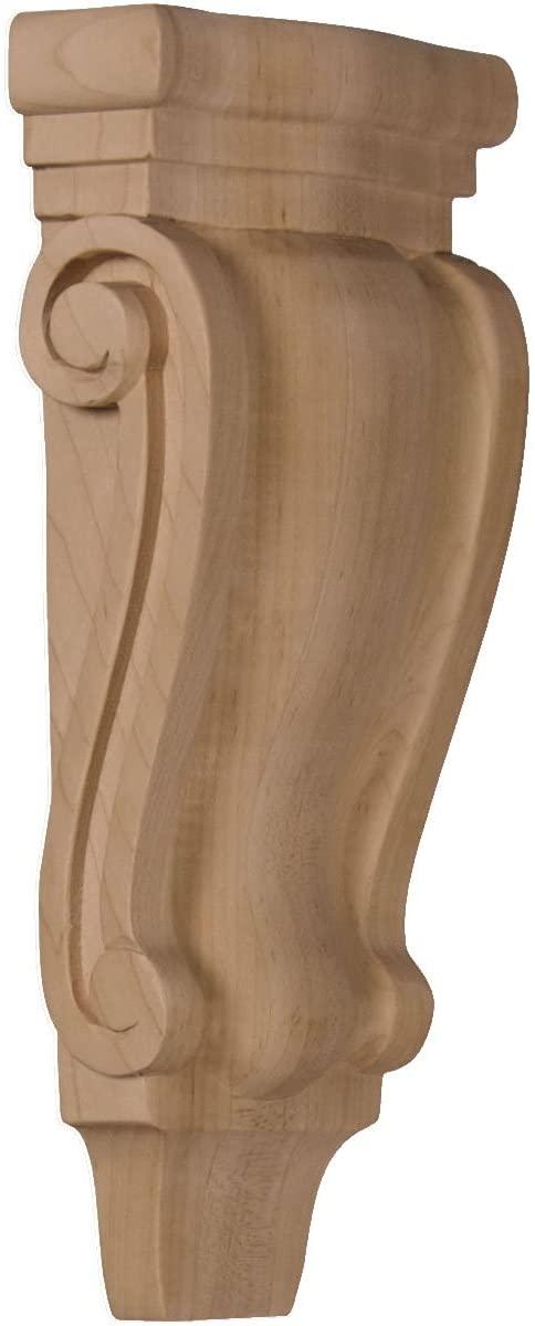 Ekena Millwork CORW05X02X10PTRO-CASE-2 Corbel, Factory Primed