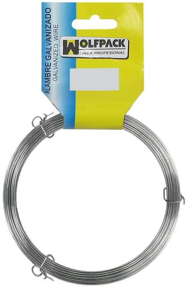 Maurer 1010466Galvanised Wire Roll 1000gr) nº10/1,5mm