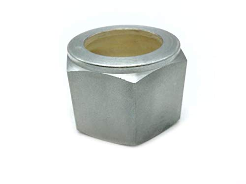 NUPRO CO SS-16-VCR-1 316 SS VCR FACE Seal Fitting, 1 in. Female NUT