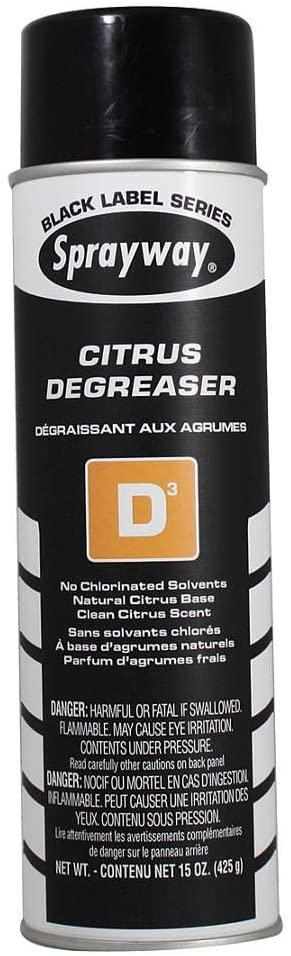Sprayway SW286 D3 Citrus Degreaser 12/Case