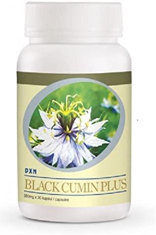 DXN Black Cumin Plus 30 Capsules (1 Bottle)