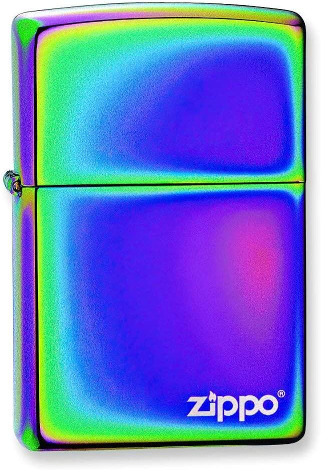 Spectrum Zippo Lighter with Logo