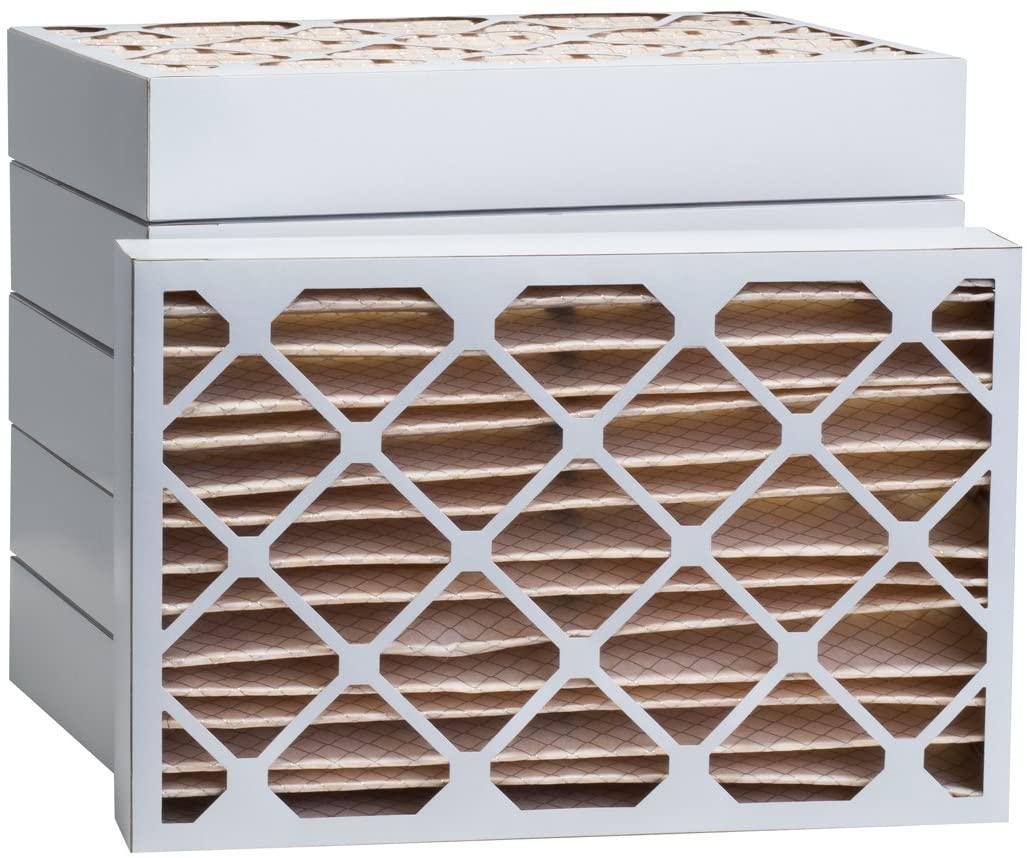 Tier1 16x25x4 Merv 11 Ultra Allergen AC Furnace Air Filter 6 Pack