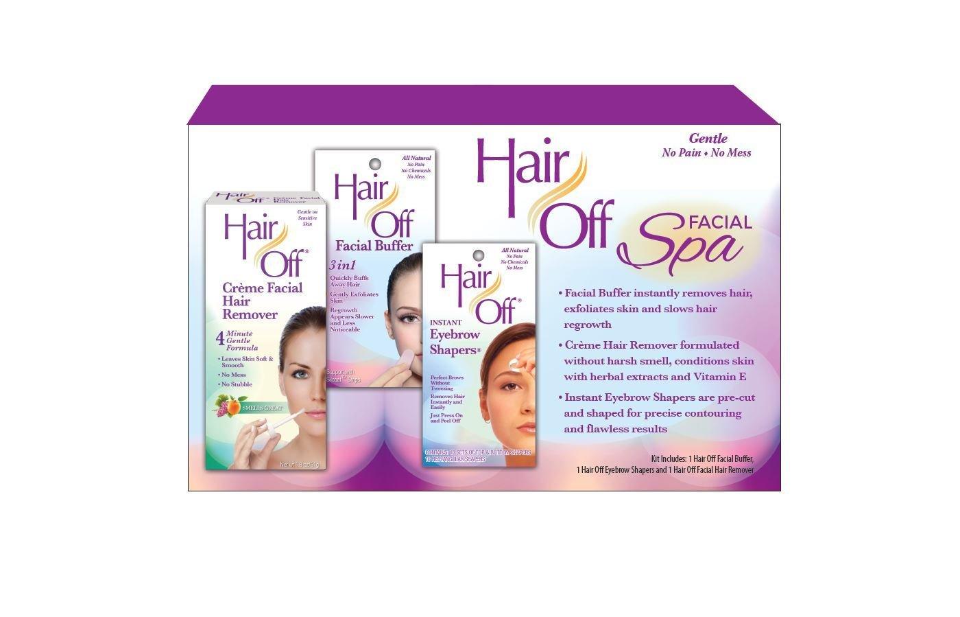 Hair Off Facial Spa