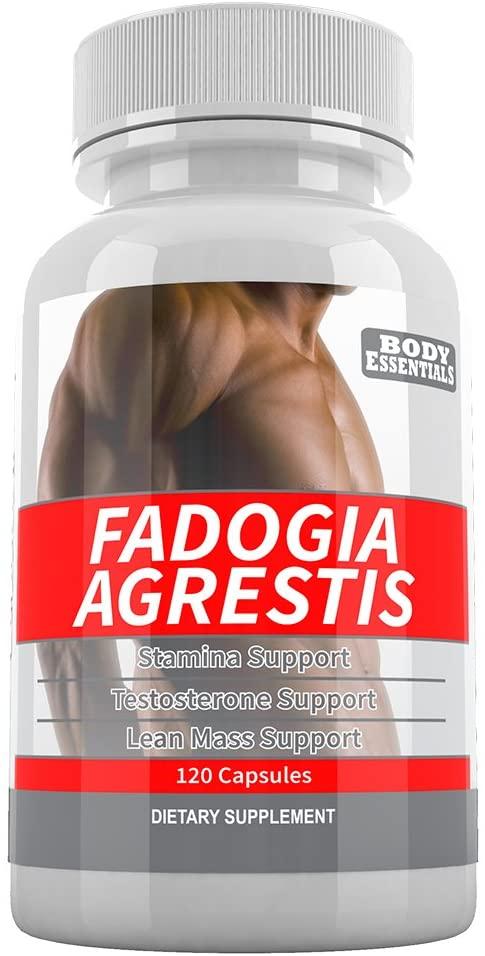 FADOGIA AGRESTIS (425mg x 120ct) by Body Essentials