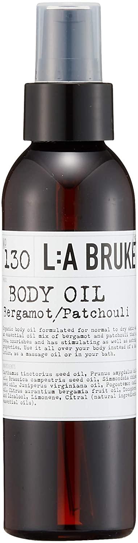 No. 130 Bergmot/Patchouli Body Oil 120 ml by L:A Bruket