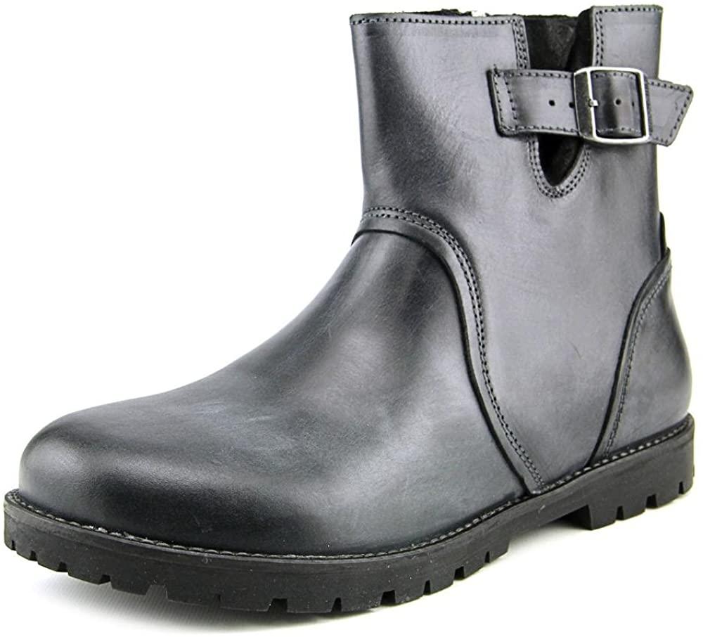 Birkenstock New Women's Stowe Boot Black Leather 37 R