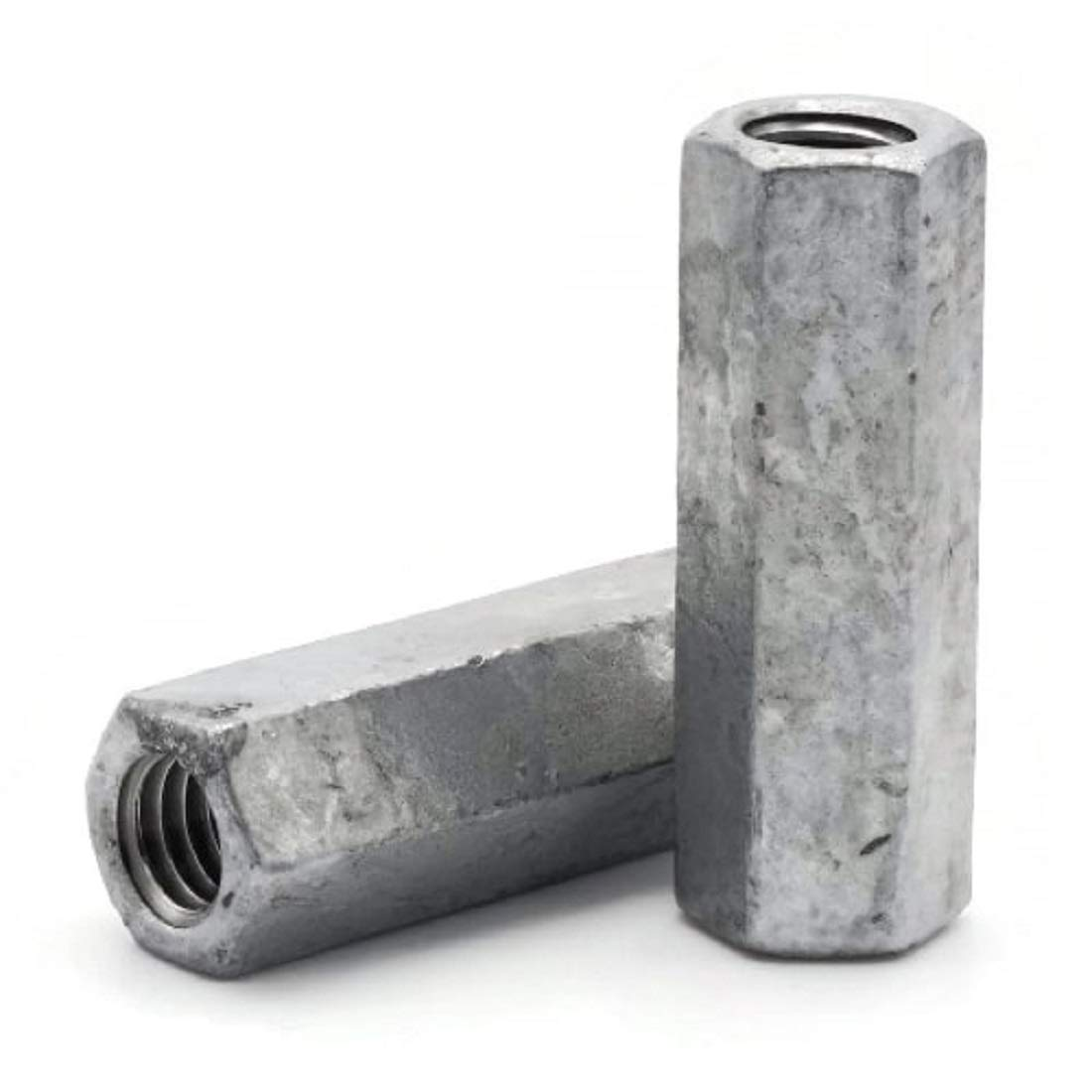 Coupling Nut Hot Dipped Galvanized - 1-1/2